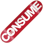 Consume 8.1inch Skateboard Deck