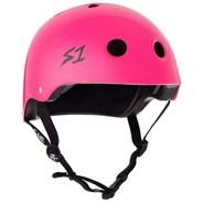 Lifer Helmet - Hot Pink Gloss