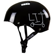 Lifer LIT Helmet - Black Gloss
