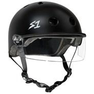 Lifer Helmet inc Visor - Black Matt