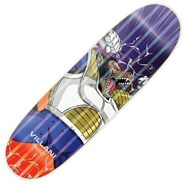 Villani Dragon Ball Z Great Ape 9.125inch Skateboard Deck
