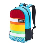 187 Killer Bags Standard Issue Backpack - Rainbow