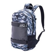 187 Killer Bags Standard Issue Backpack - Charcoal Camo