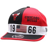 Colour Block League OG Fit 9FIFTY Snapback - Chicago Bulls