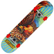 Golden Hawk Complete Skateboard 180 Signature Series