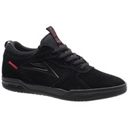 Proto Black Suede Shoe