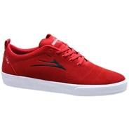 Bristol Red Suede Shoe