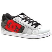 Net SE Grey/Red/White Shoe