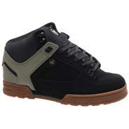 Militia Boot Black/Olive Nubuck Shoe