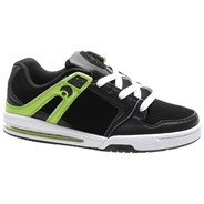 PXL Black/Lime Shoe