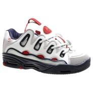 D3 2001 Light Grey/Navy Shoe