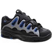 D3 2001 Black/Royal/Black Shoe