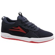Proto Navy/Red Suede Shoe