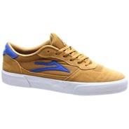 Cambridge Gold Suede Shoe