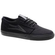 Griffin Black/Black Canvas Shoe