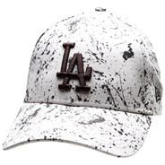 MLB Paint Pack 9FORTY Cap - LA Dodgers