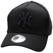 MLB Sherpa A-Frame Trucker Cap - New York Yankees