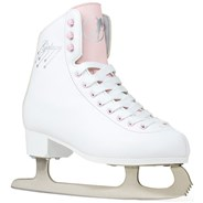 Galaxy Cosmo Kids Ice Skates - White/Pink