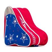 Star Skate Bag -  Blue/Red