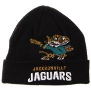 Infant NFL Mascot Cuff Knit Beanie - Jacksonville Jaguars