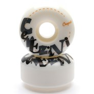 Cerezini Wide Shape Skateboard Wheels - 53mm