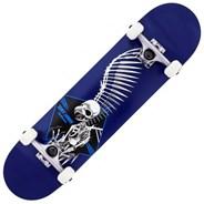 Stage 1 Tony Hawk Full Skull 2  7.5 Complete Skateboard - Blue