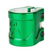 Shield Scooter Clamp - Green