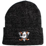 NHL Brain Freeze Cuff Knit Beanie - Anaheim Ducks