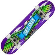 Wingspan Complete Skateboard - Purple 180 Signature Series