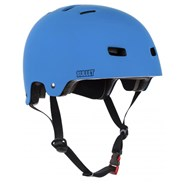T35 Youth Matt Blue Kids Skate/BMX Helmet