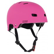 T35 Youth Matt Pink Kids Skate/BMX Helmet
