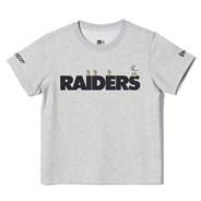 NFL x Peanuts Graphic S/S T-Shirt - Oakland Raiders