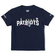 NFL x Peanuts Graphic S/S T-Shirt - New England Patriots
