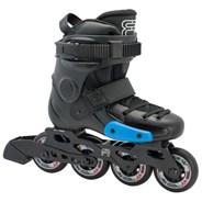 FR Junior Adjustable Inline Skates - Black