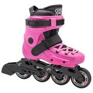 FR Junior Adjustable Inline Skates - Pink