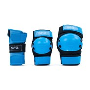 AC600 Youth Ramp Triple Pad Set - Blue