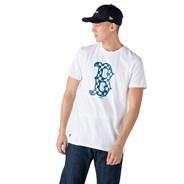 MLB Infill Logo S/S T-Shirt - Boston Red Sox