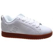 Court Graffik White Shoe