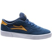Cambridge Slate/Yellow Suede Shoe