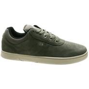 Joslin Olive/Tan Shoe