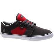 Barge LS Dark Grey/Red Shoe
