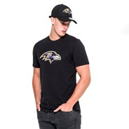 Team Logo S/S T-Shirt - Baltimore Ravens