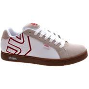 Fader White/Tan Shoe