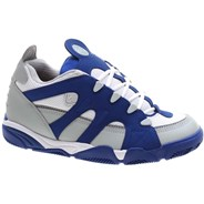 Scheme Grey/Royal/White Shoe