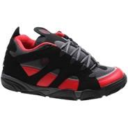 Scheme Black/Red Shoe