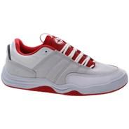 Evant White/Red Shoe