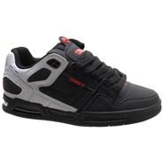 Peril Black/Light Grey/Red Shoe