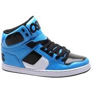 NYC 83 CLK Cyan/White/Black Shoe