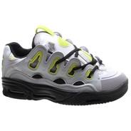 D3 2001 Light Grey/Lime/Fade Shoe