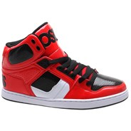 NYC 83 CLK Red/White/Black Shoe